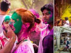 Style it cause it is Holi!
