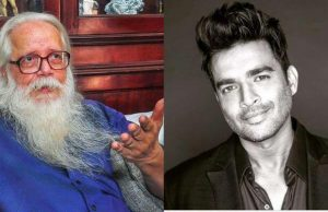 R Madhavan's most recent look from 'Rocketry: The Nambi Effect' is currently a viral image
