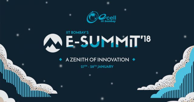 Think Entrepreneurship. Think IIT-B E-Summit